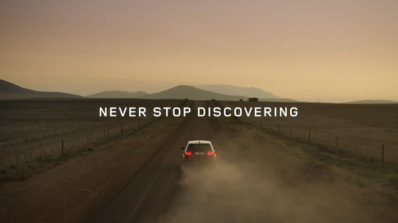Land Rover Discovery 'Manifesto'